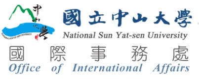 NSYSU Office of International Affairs (OIA)(另開新視窗)
